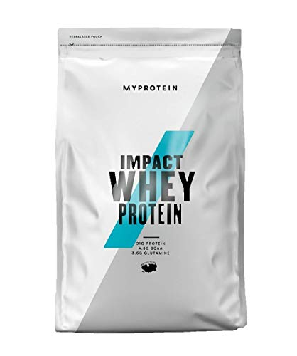 Myprotein Impact Whey Protein Supplement - 250 g (Banana - New and Improved)