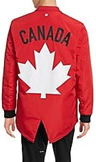 Canada Olympic Men's Spring sport coat jacket LARGE NEW