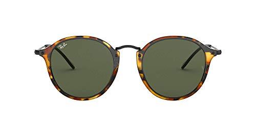 Ray-Ban MOD. 2447 Ray-Ban Sonnenbrille Mod. 2447 Rund Sonnenbrille 51, Braun