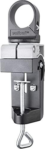 Wolfcraft 4800000 Soporte para taladros metálico Ø 43 mm Pack 1