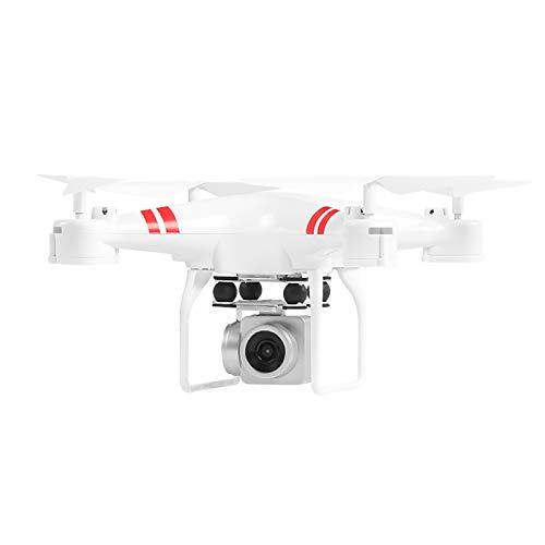 YYSYN Drone con Telecamera, Un Pulsante di Decollo/Atterraggio, Volo Circolare, Rotazione Ad Alta velocità, 3D Flip, Funzione di Hovering, modalità Senza Testa