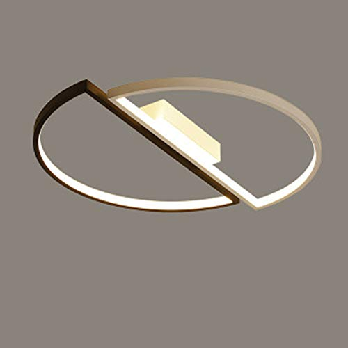 LED Moderno Luz De Techo 3 Tipos El Modo Regulable Lampara De...