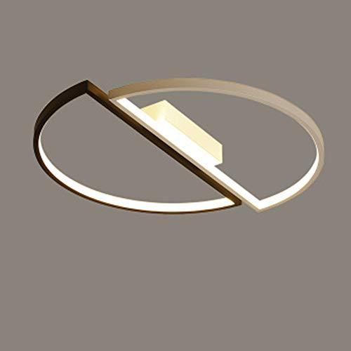 LED Moderno Luz De Techo 3 Tipos El Modo Regulable Lampara De Techo 42W Acrílico Sombra Aluminio Luminaria De Techo Decoracion Plafón Interior Iluminación Para Dormitorio Sala De Estar
