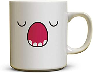 Ceramic Mug Of Coffee Or Tea From Decalac, Fixed Colors - Designed For Funny, Mug-Sty1-Fun0088