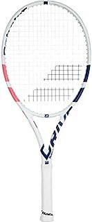 バボラ (100%グラファイト素材) (ホワイト) 2018 ピュアドライブJr. 25 (240g) 硬式 ジュニア テニスラケット メーカー張上済 140402-301 ホワイトxPKBL [並行輸入品]