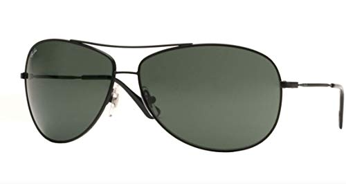 Ray Ban Rb3293 Matte Black / Apx Grey / Green Metallgestell Sonnenbrillen, 63mm