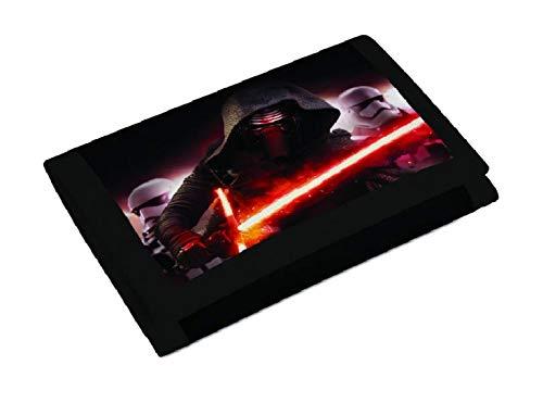 Lucasfilm Star Wars - tolle Geschenkidee/Kinder Geldbörse/Geldbeutel/Portemonnaie/Brieftasche