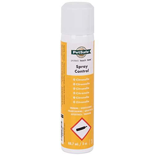 Pet Safe Nachfüllspray, Zitronenduft, 85 g geeingnet für Antibell-Halsband