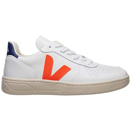 Luxury Fashion | Veja Heren VX022136 Wit Leer Sneakers | Lente-zomer 20