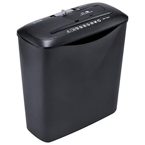 Fragmentadora de Papel 7 Folhas e Cesto de 13 Litros 110V - Fp100, VINIK, 31356, Black