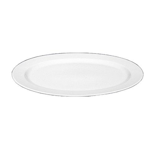 Arzberg /'Cucina Basic blanc/' PLAQUE OVALE 36 CM