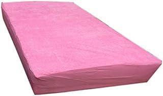 bamm mattress protector 170cmx200cm pink colour
