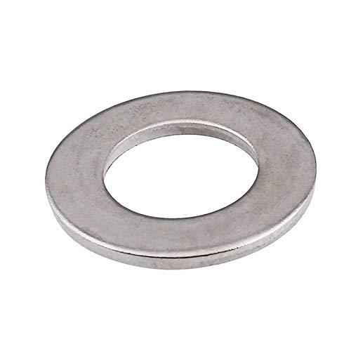 SHOUCAN M27 / M30 / M33 Unterlegscheiben Aus Metalllegierung Schrauben 304 Edelstahl-Reparaturunterlegscheibe für Schrauben Aus Holz Usw,M33