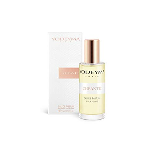 Perfume Yodeyma Cheante para mujer, 15 ml