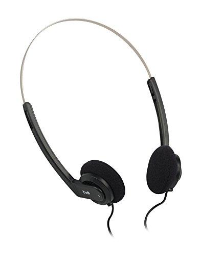 T'nB CS 10 - Auriculares de diadema abiertos, negro
