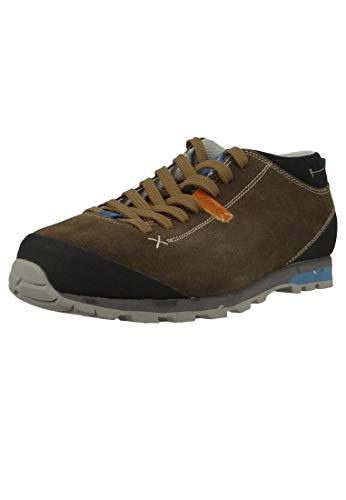 AKU Bellamont Suede 2 leichte Herren Halbschuhe/Alpine Lifestyle Sneaker mit Vibramsohle (42.5 EU)