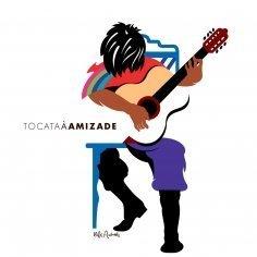 Yamandu Costa/A. Kramer/R. Caetano/L. Barcelos - Tocata A Amizade (Digipack) by YAMANDU COSTA / A. KRAMER / R. CAETANO / L. BARCEL (2015-02-02?
