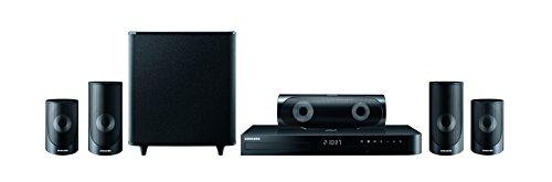 Samsung HT-J5500 Sistema Home Entertainment Blu-ray, 1000W, 5.1Ch, Nero