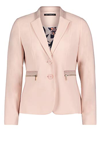 Betty Barclay Klassischer Blazer Altrosa, 36