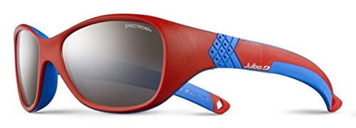 Julbo Solan Sonnenbrille, Unisex, Kinder one size rot / blau
