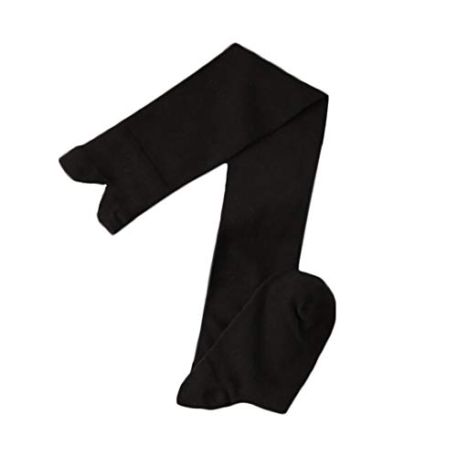 FRAUIT katoenen panty voor dames, over de knieën, kousen, sokken, antislip, lange benen, dijbeensokken, schatsokken, modieus, kniekousen, partykostuum, kousen
