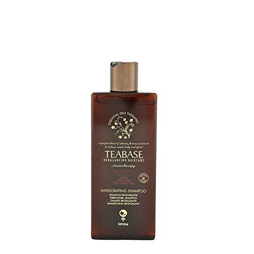 Shampoo anti caduta professionale 250 ml tecna the spa teabase aromatherapy invigorating shampoo 250ml