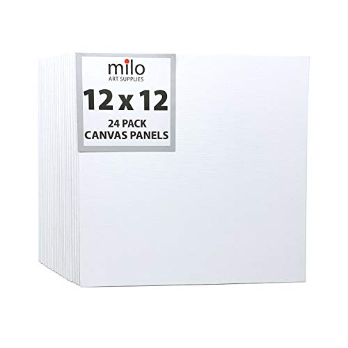 MILO Canvas Panel Boards For Painting