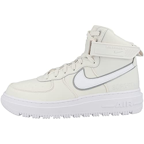 Nike Botas para hombre Air Force 1 Gore-TEX, color Beige, talla 44 EU