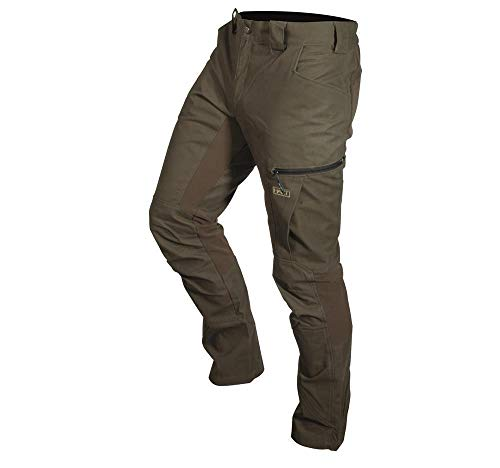 Pantal/ón de Caza para Hombre Color Camuflaje Hart Latok T Forest