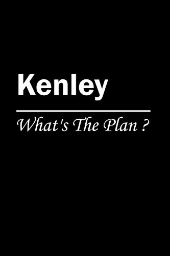 Kenley : Daily Weekly Monthly Calendar Planner : January to December :: 365 Days Daily Timeline Schedule With Blank Lined For Notes, To-Do List, Priorities