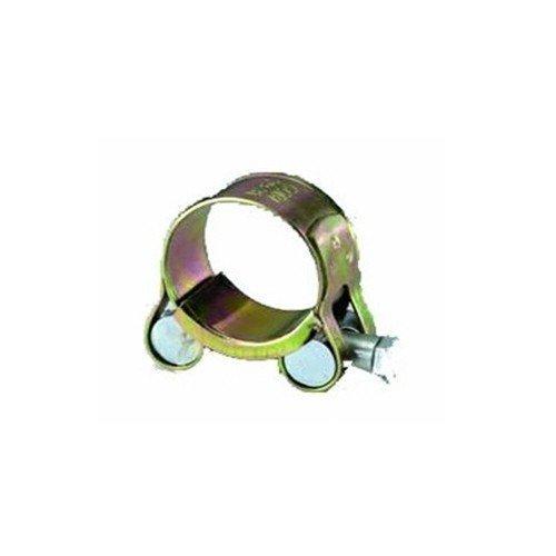 Liqui Pipe GmbH spannbacke Collier de serrage en acier galvanisé 104–112 mm