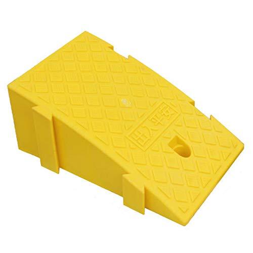 COFFEE Cat Border Ramp in Plastic, Portable Threshold Ramp, Durable Non-Slip Polypropylene Plastic (3 Tonne / 6000 LB)
