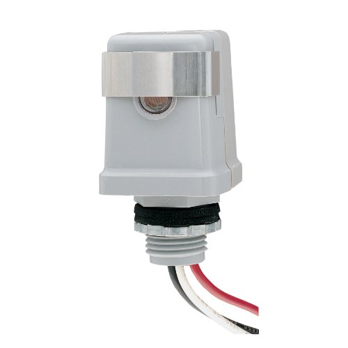 Intermatic K4141C 120-Volt 25-Amp Stem Mount Thermal Photocontrol