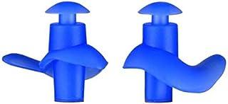 1 زوج من سدادات الأذن للسباحة من السيليكون المقاوم للماء للسباحين الكبار والأطفال الغوص لينة ضد الضوضاء سدادات الأذن