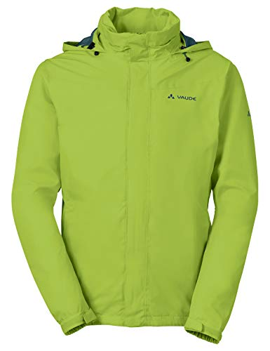 Vaude Herren Jacke Men's Escape Bike Light Jacket, Chute Green, S, 05018