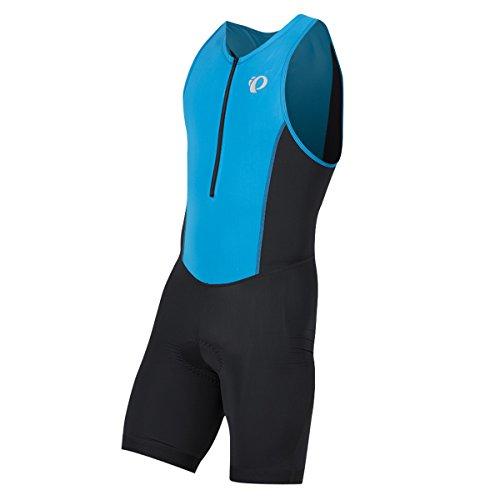 PEARL IZUMI Select Pursuit Tri Suit, Atomic Blue/Black, X-Small