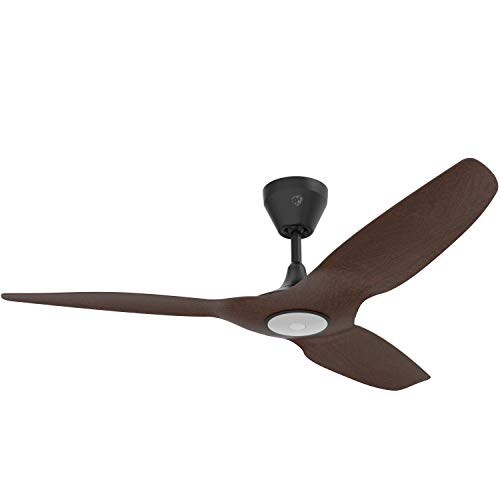 Big Ass Fans Haiku L Smart Ceiling Fan, 52', Cocoa/Black
