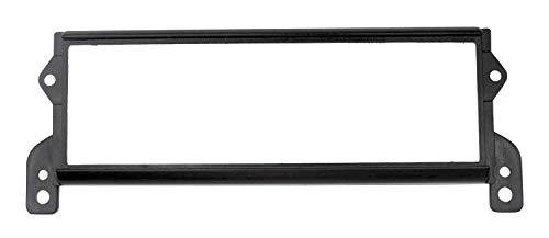 Audioproject A364 - Radioblende kompatibel für Mini Cooper - One D S R50 R52 R53-2001 - 2008 Einbaurahmen Auto-Radio Blende schwarz
