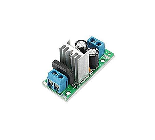 LaDicha L7812 Lm7812 Tre Terminale Tensione Regolatore Modulo 12V Regolatore di Tensione Modulo Raddrizzatore Filtro Convertitore di Potenza