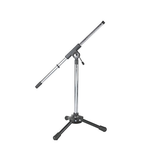 Krown High Quality 3 Leg Table Boom Microphone Stand - Small