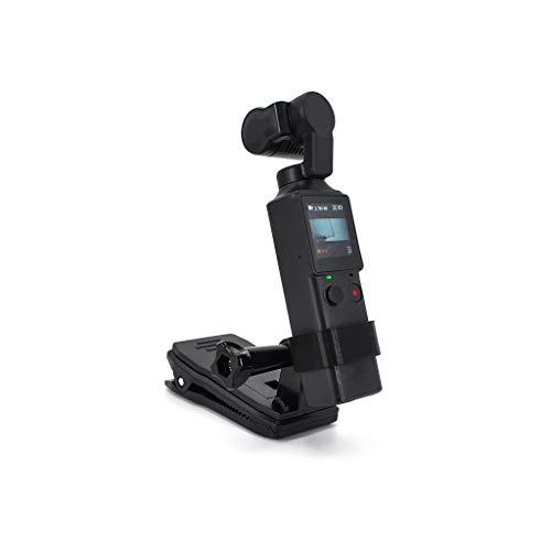 Halterung Cliphalterung Stativhalter für Xiaomi FIMI Palm,360 Grad Rotation Halterung Rucksackclip Adapter Zubehör für Xiaomi FIMI Palm Kamera Stativhalterung Rucksack Halterung