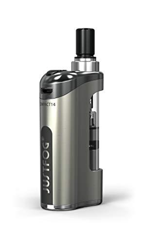 Justfog sigaretta elettronica COMPACT 14 Kit 1500 mAh Silver (prodotto senza nicotina)