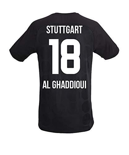 JAKO heren Vfb ID-shirt inclusief origineel Flock & nummer