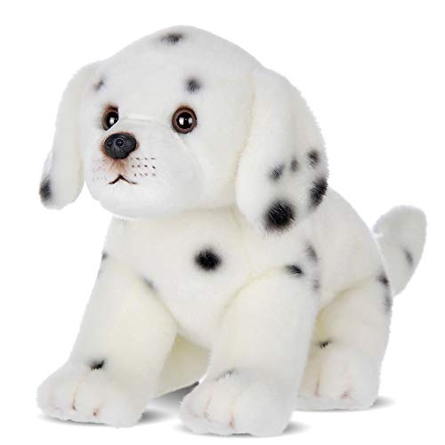 Bearington Diggs Plush Dalmatian Stuffed Animal Puppy Dog 13 Inch