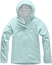 The North Face Women's Venture 2 Jacket, Windmill Blue Heather, L