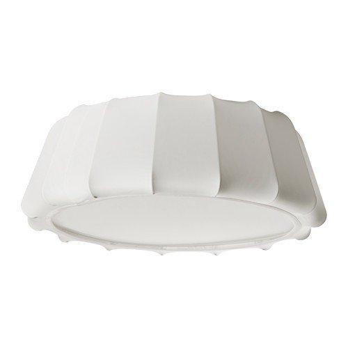 IKEA VARV Deckenleuchte in weiß; A++; (55cm)