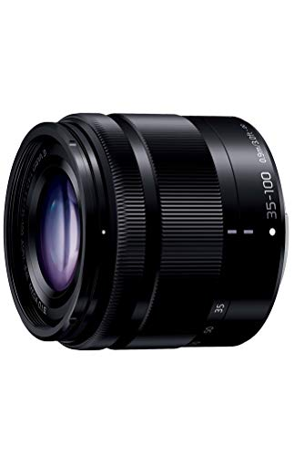 Panasonic Lumix G Vario 35-100mm f4.0-f5.6ASPH. MEGA OIS Zoom SLR...