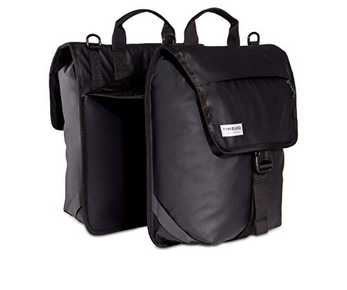 Timbuk2 Tandem Bicycle Pannier, Jet Black