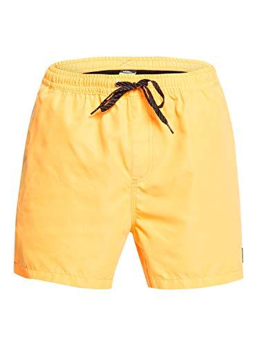 "Quiksilver Everyday 15""-Bermuda da Bagno da Uomo, Orange Pop, M"