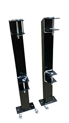 M.G.E. Products Heavy Duty Landscape Trimmer Rack for...